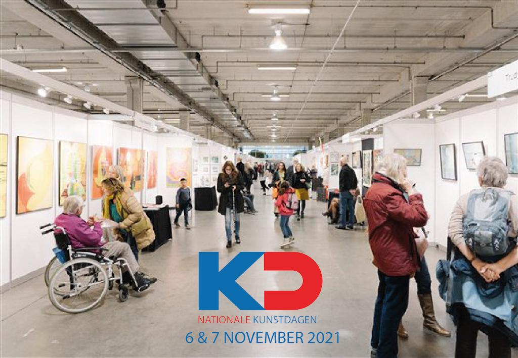 11e editie Nationale Kunstdagen 2021